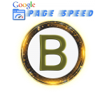 Page Speed B